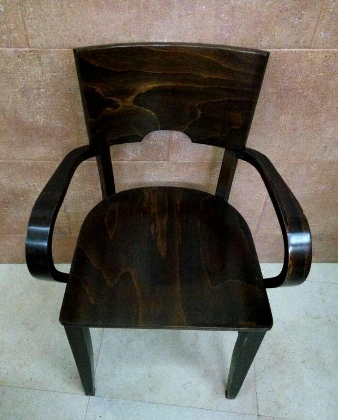 Imagen Sillas de madera