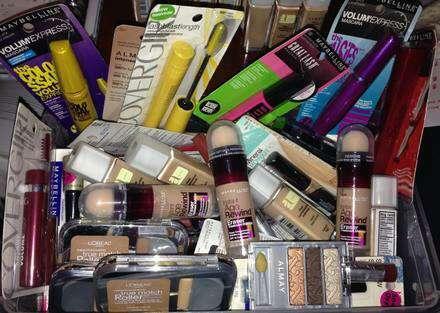 Imagen producto Lotes de maquillaje 4