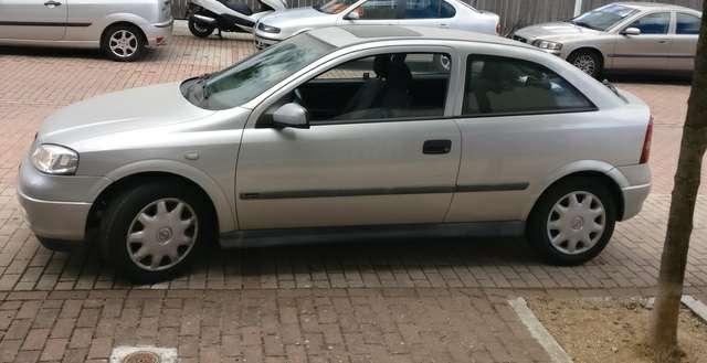 Imagen Se vende Opel Astra G 1.6 16V (100cc)