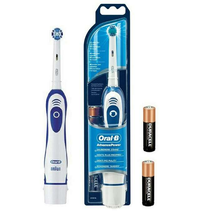 Imagen producto Cepillo eléctrico Oral-B advance Power 2
