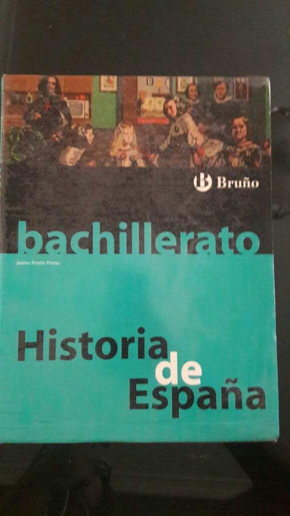 Imagen Libro Historia de España 2 Bachillerato BRUÑO