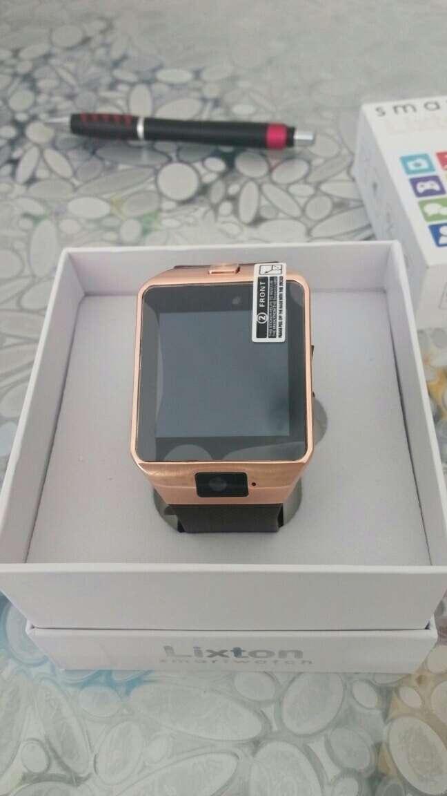Imagen producto Smartwatch con cámara ranura para tarjeta SIM y SD  3
