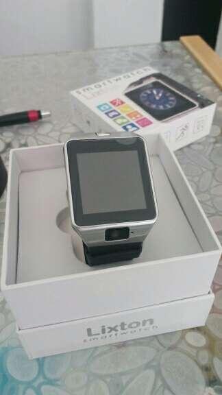 Imagen producto Smartwatch con cámara ranura para tarjeta SIM y SD  4
