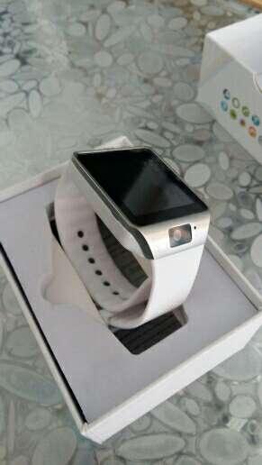 Imagen producto Smartwatch con cámara ranura para tarjeta SIM y SD  2