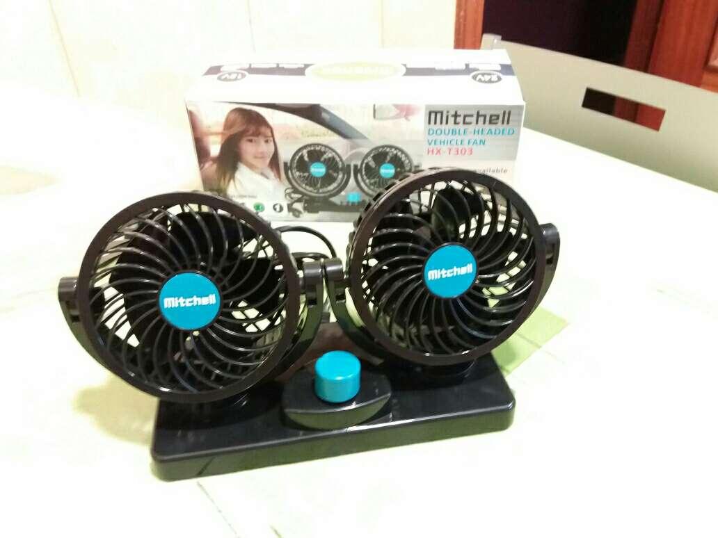 Imagen ventilador coche
