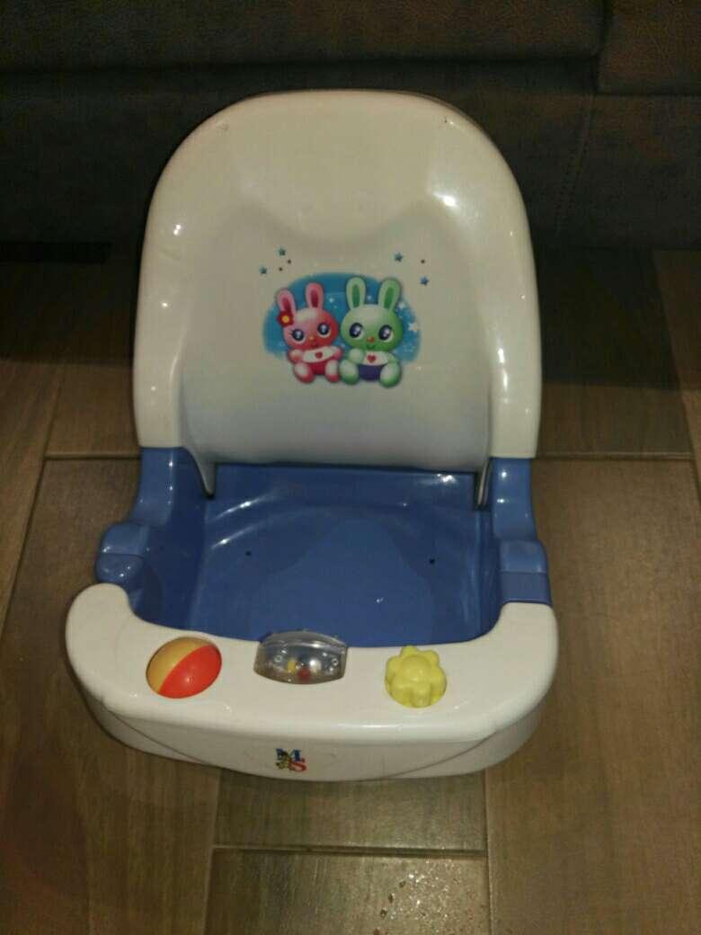 Imagen silla de baño