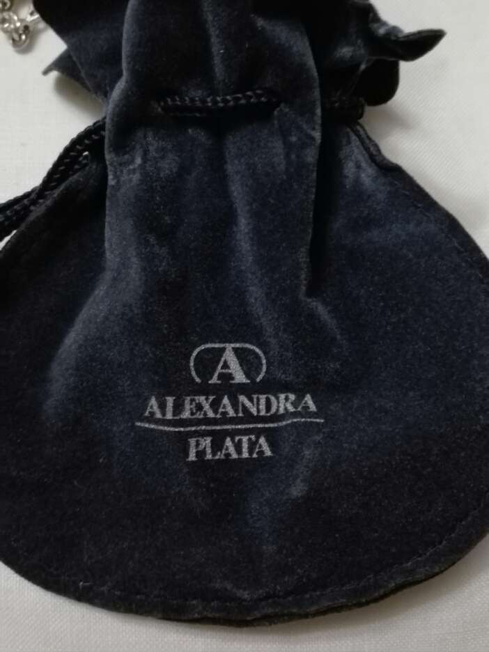 Imagen producto Pendientes plata Alexandra 2