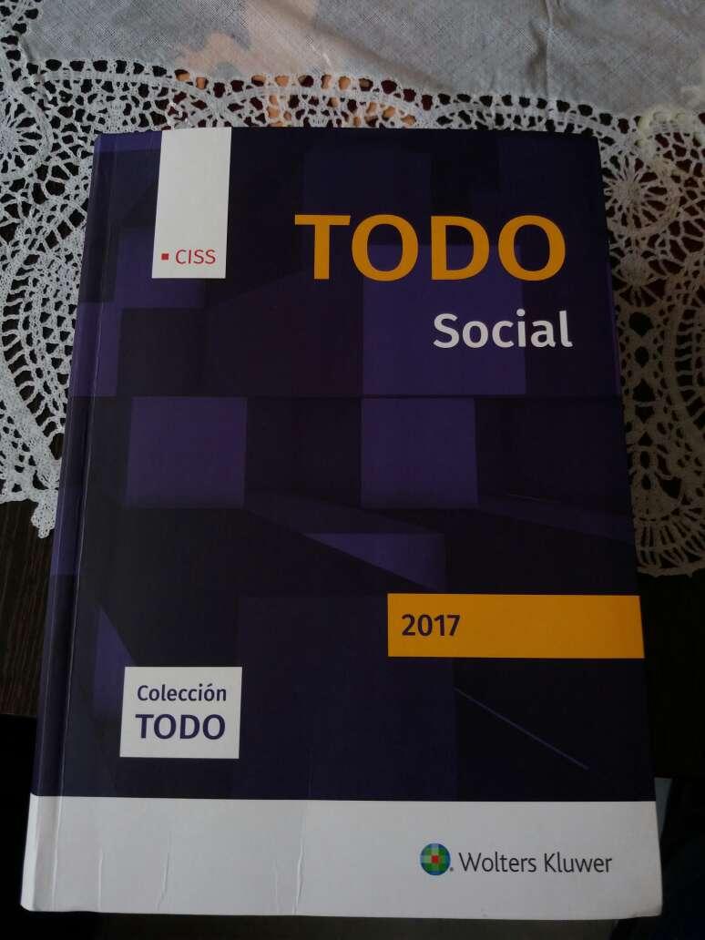 Imagen Todo Social ( Libro ) 2017