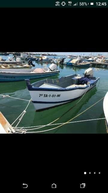 Imagen producto Barca 4,95 eslora 3