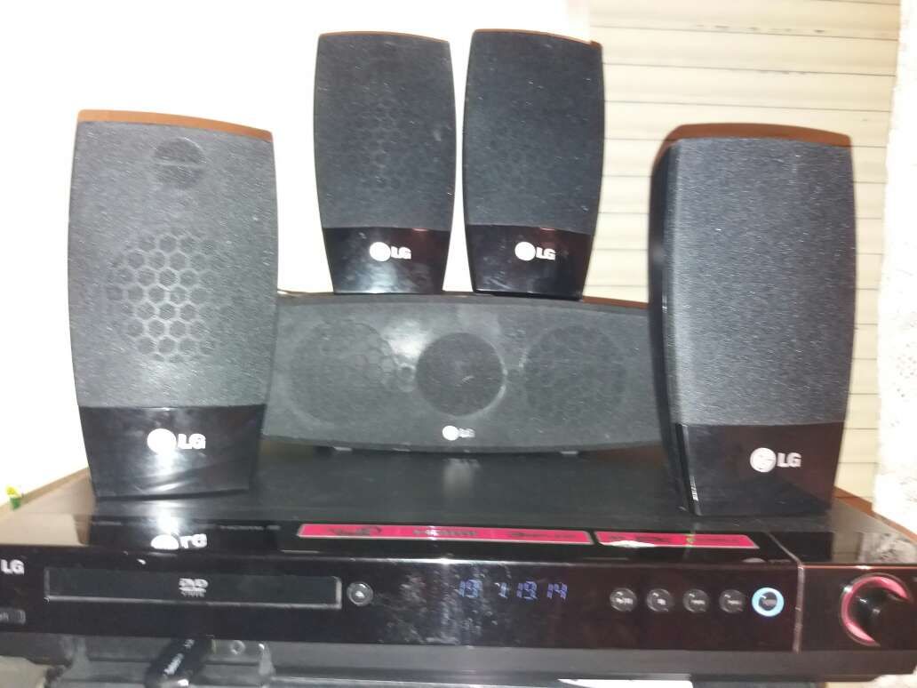 Imagen producto Home Cinema 5.1 LG  2