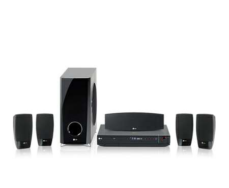 Imagen producto Home Cinema 5.1 LG  1