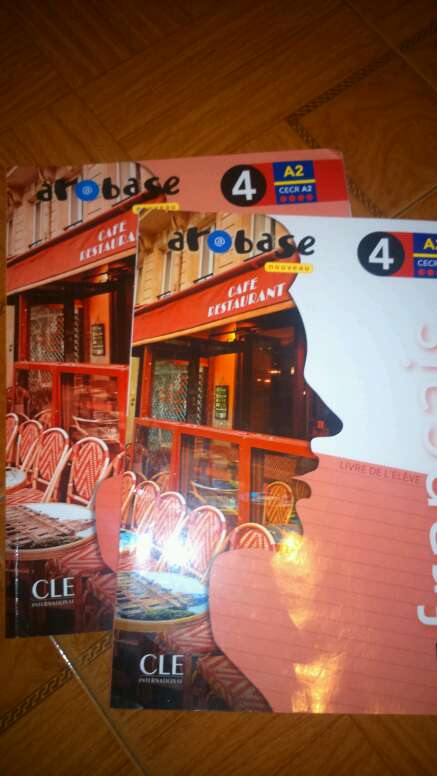 Imagen Libro Francés Oxford 4 Eso