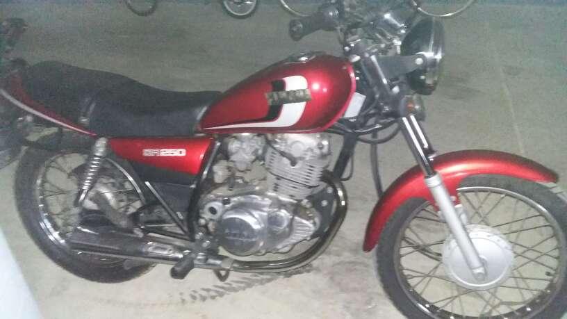 Imagen Motocicleta Yamaha