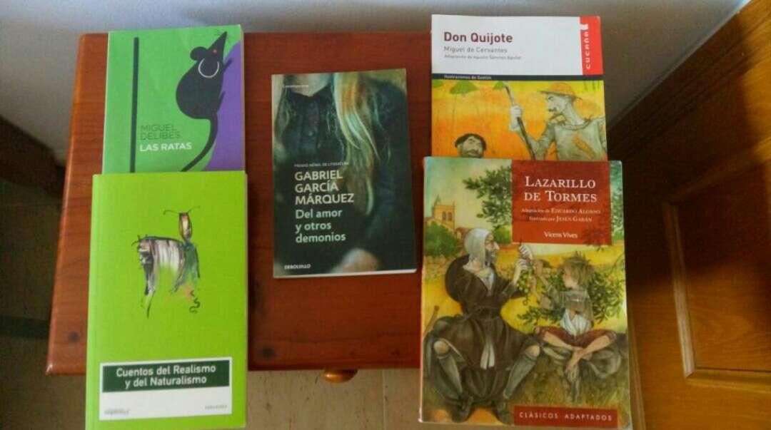 Imagen Pack 5 libros grandes autores