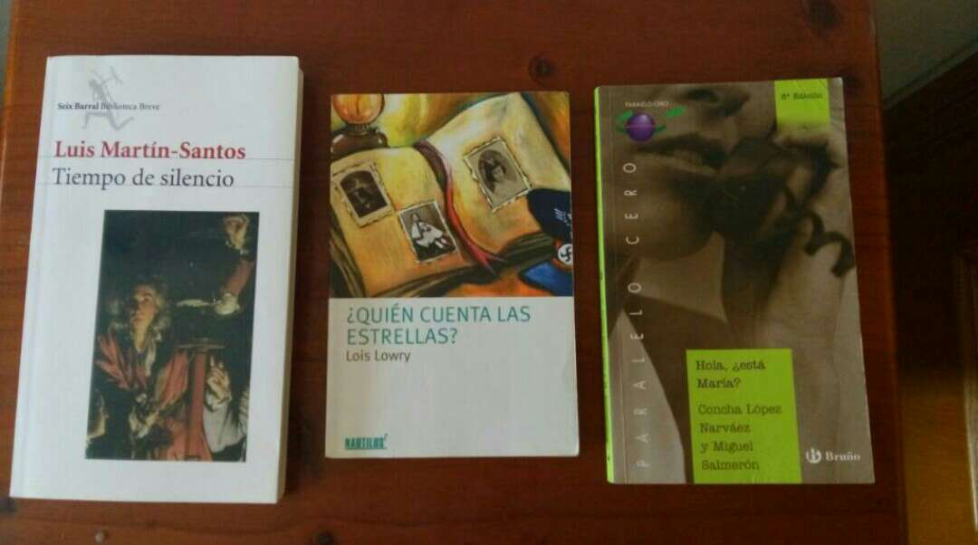 Imagen producto Pack 3 libros 1