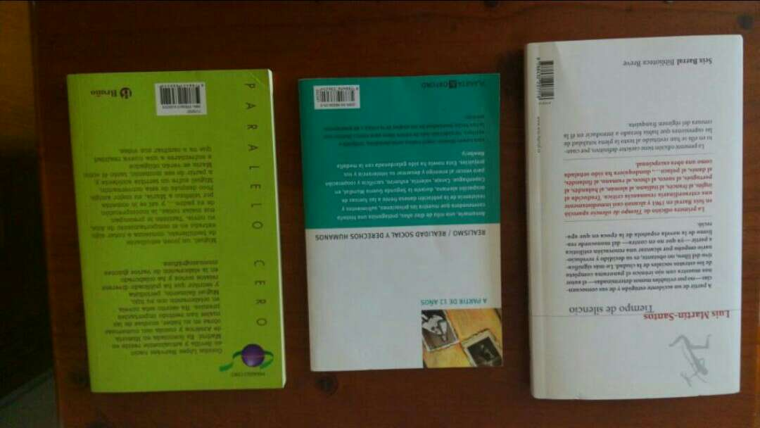 Imagen producto Pack 3 libros 2
