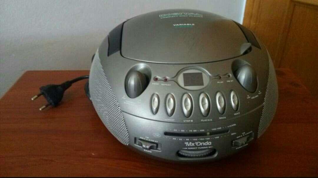 Imagen Radio cassette Mx Onda