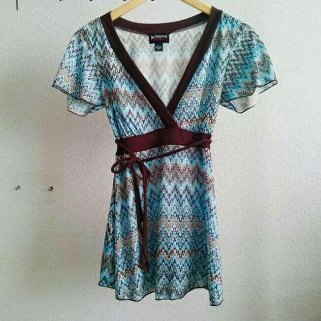 Imagen Camiseta vintage Kimono