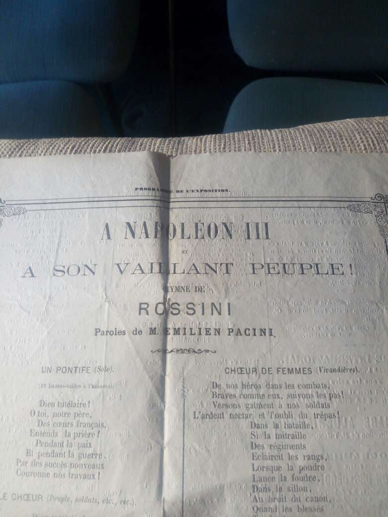 Imagen producto Cantata de Rosinni 2