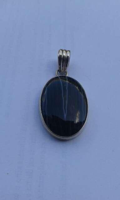 Imagen producto Colgante de plata y Piedra 3