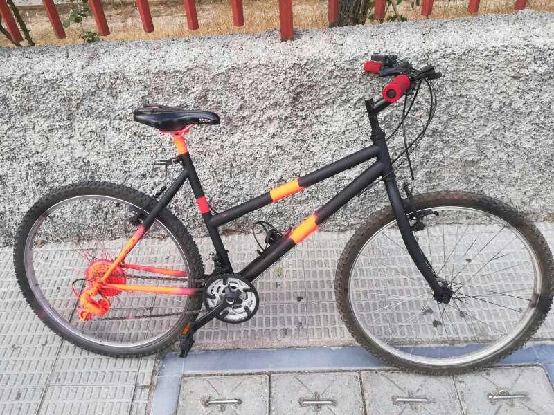Imagen Bicicleta de montaña