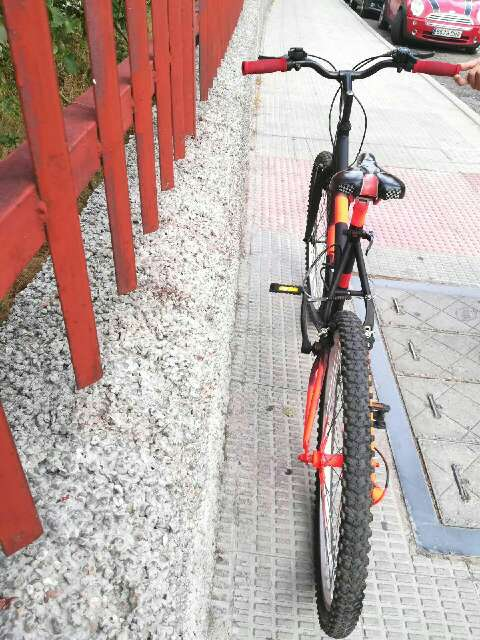 Imagen producto Bicicleta de montaña 3