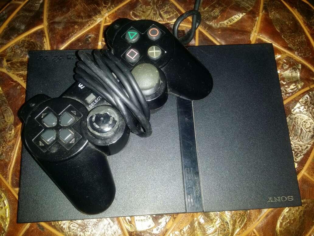 Imagen Playstation 2 slim