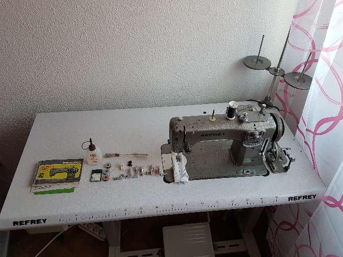 Imagen máquina de coser refrey 430 industrial