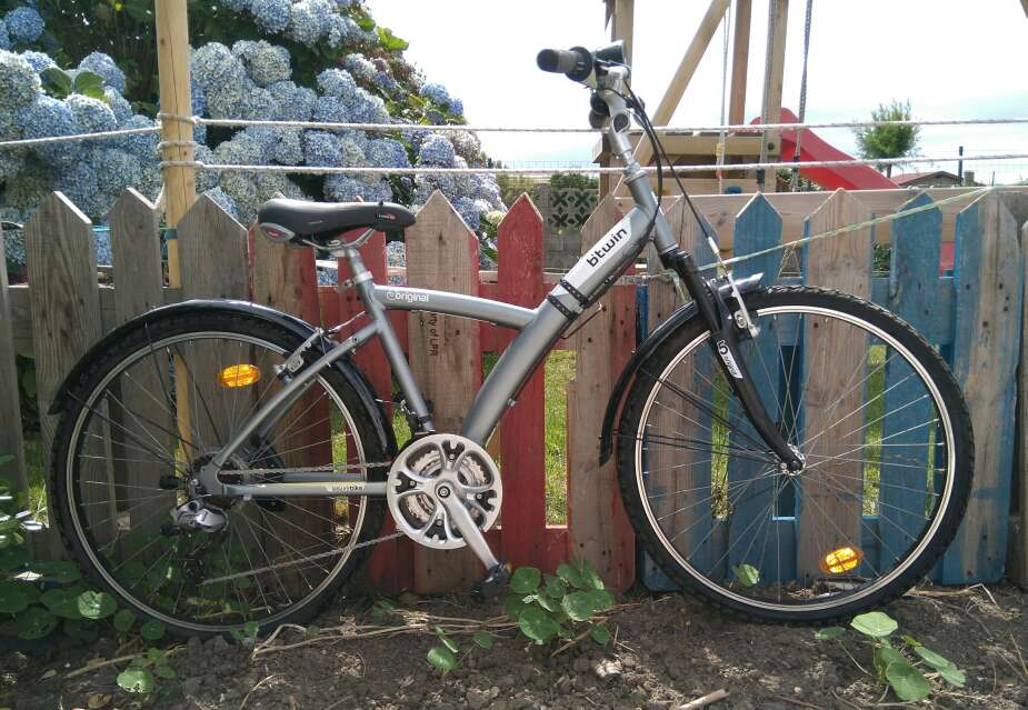 Imagen bicicleta de adulto unisex