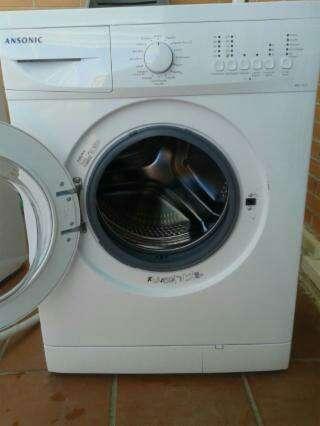 Imagen lavadora ansonic urge para hoy!