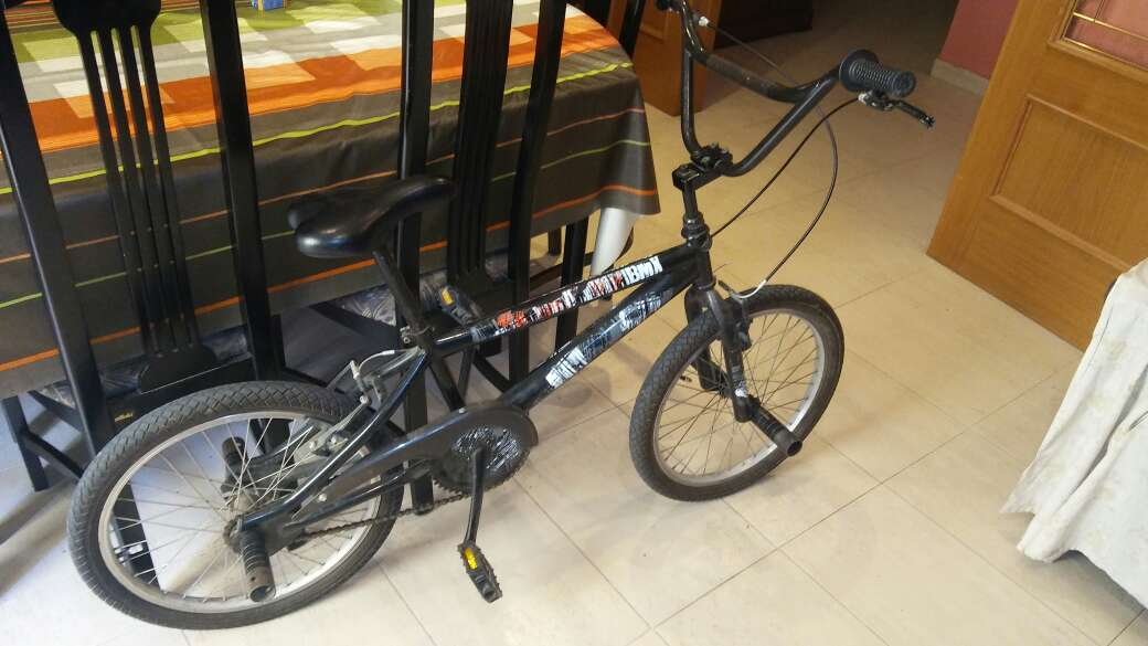 Imagen Bicicleta bmx