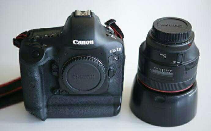 Imagen Canon 1D appareil