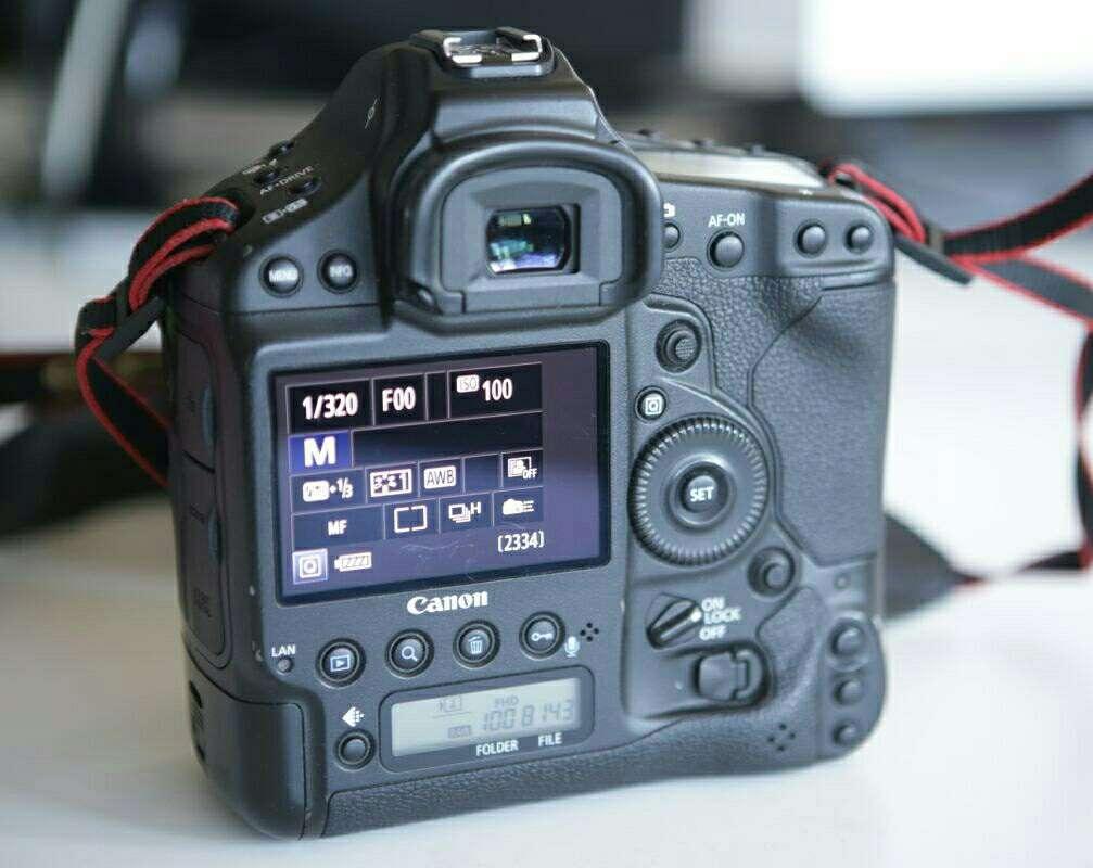 Imagen producto Canon 1D appareil 3