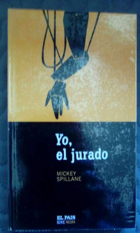 Imagen Yo, el jurado (Novela negra)