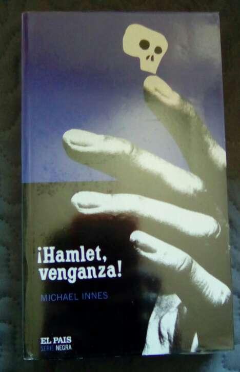 Imagen ¡Hamlet Venganza! (Novela negra)