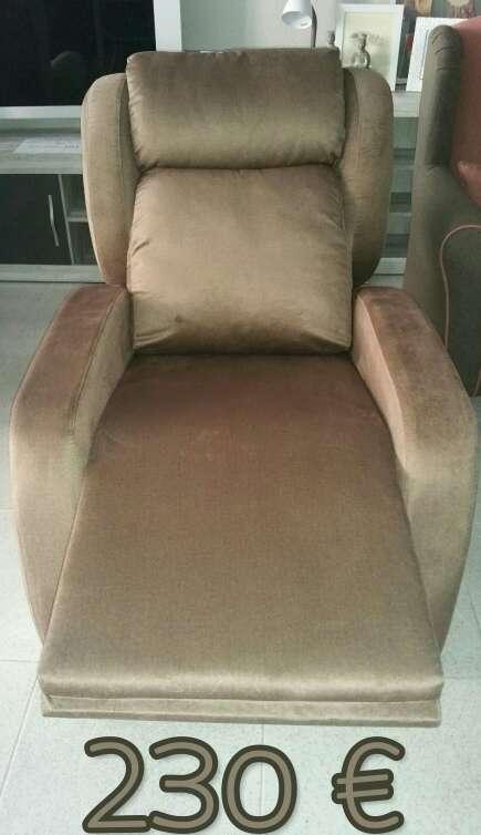 Imagen sillón relax a estrenar