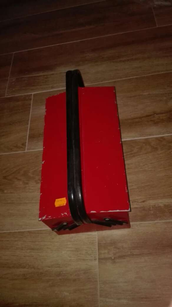 Imagen producto Caja herramientas vintage 2