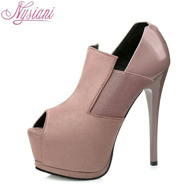 Imagen producto Zapatos tacon 4