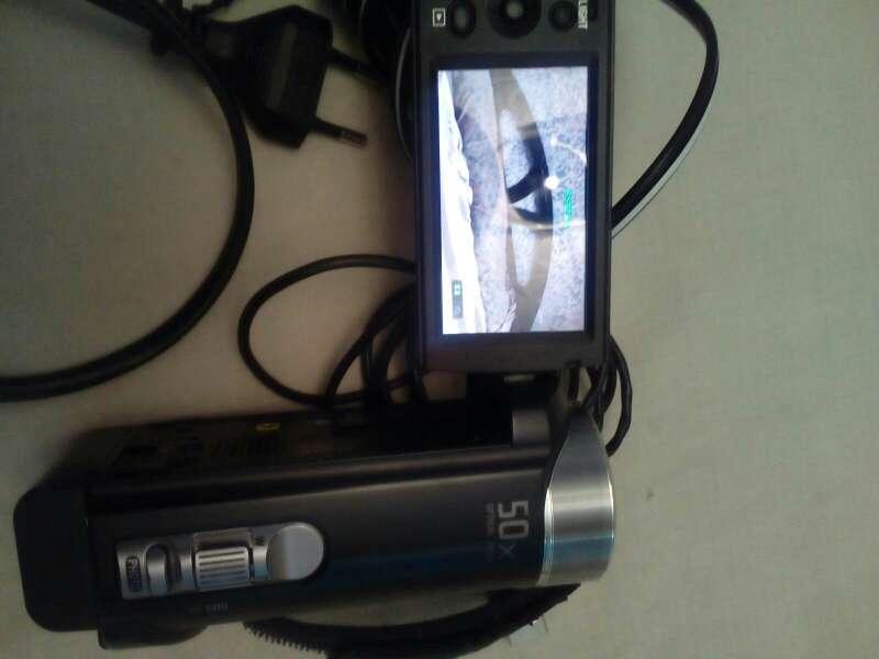 Imagen producto Cámara de vídeo 3