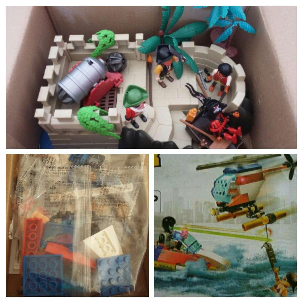 Imagen juegos Playmovil y lego