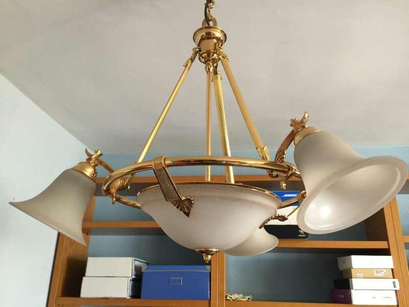 Imagen Lámpara de diseño en muy buen estado.