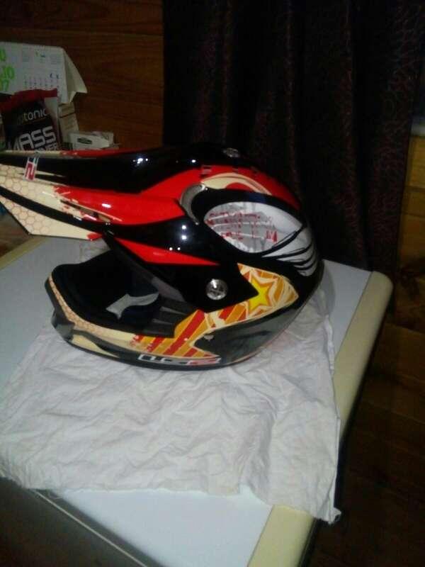 Imagen producto Casco moto 1