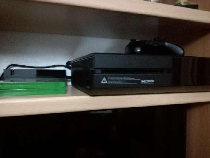 Imagen Xbox One negra