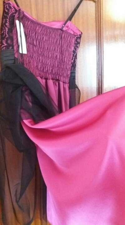 Imagen producto Vestido rosa 4