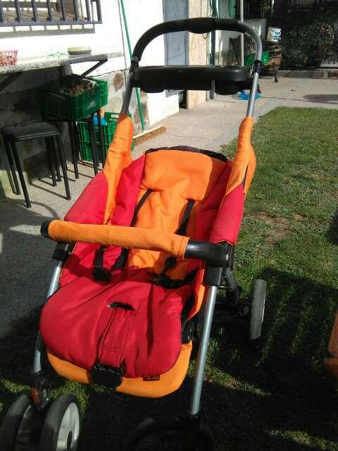 Imagen Silla paseo Nurse