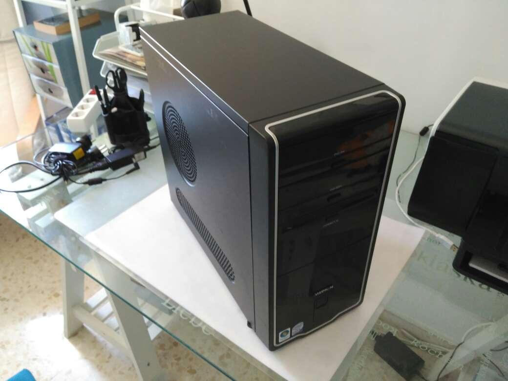 Imagen Torre CPU Intel Core 2 Quad Core Q9400