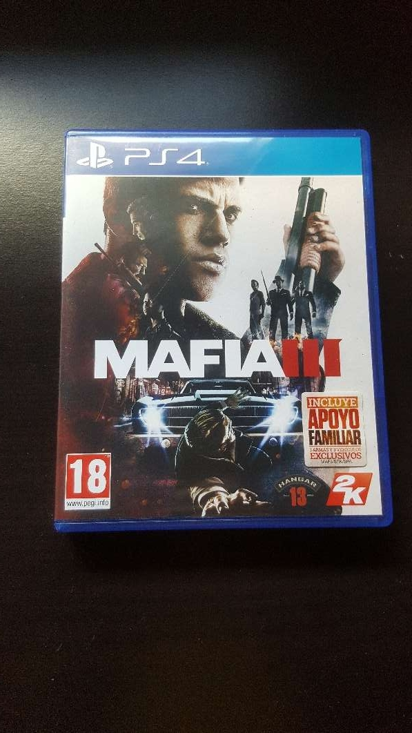 Imagen Mafia III Ps4