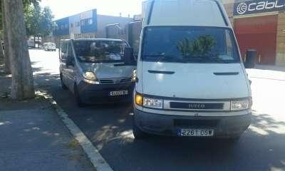 Imagen producto Mudanzas transportes porte desalojos 3