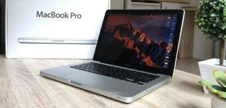Imagen MacBook pc