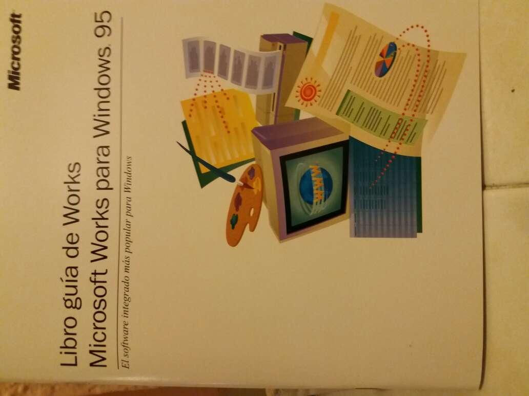 Imagen Libro Microsoft para Windows 95